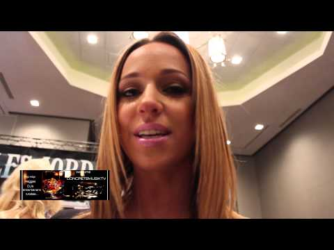 JADA STEVENS INTERVIEW AEE 2014 (видео)