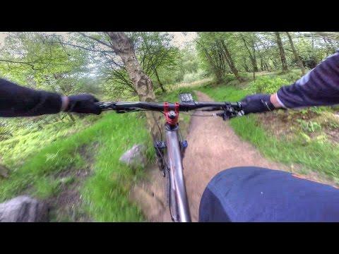 Peak District Mountain Biking - Blacka Moor East Peak Route
