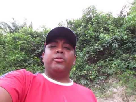 Pescando em araguanã no rio turi