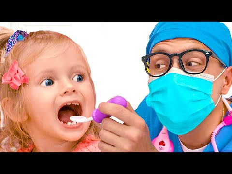 Dentist Song with Maya and Mary + More Songs for Children