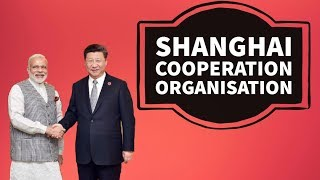 Shanghai Cooperation Organisation   Sco Summit 2017    India   Pakistan Become Members
