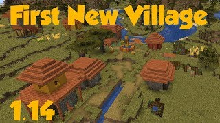 I Was Robbed But The The New 1.14 Savannah Village Looks Great!