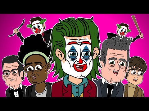Joker The Musical - Animated Parody Song