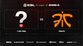 ex-TSM vs fnatic, game 1