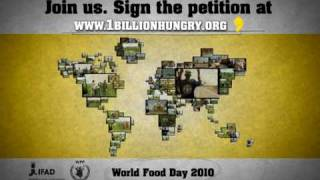 World Food day 2010 PSA