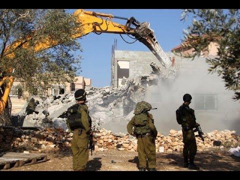 «منازل الشهداء» في مرمى الاحتلال.. الجرافات تغتال «ضفة فلسطين»