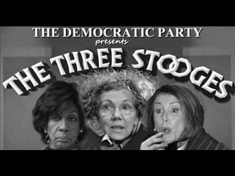 Image result for pelosi waters three stooges