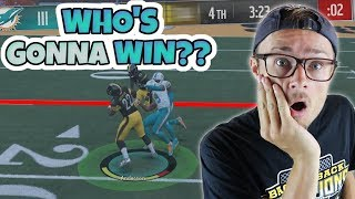 Video ONE POINT GAME COMES DOWN TO THE FINAL FEW SECONDS!! Madden 18 RTE ep. 7 MP3, 3GP, MP4, WEBM, AVI, FLV Desember 2018