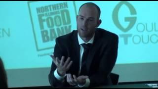 Robbie Gould & Kicking Hunger