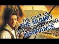 The Cast of The Mummy Had Kidnapping Insurance (Save Brendan Fraser)