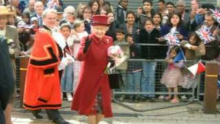 Hayes United Kingdom  city photos gallery : Queen Visit's Hayes Middlesex UK 2006