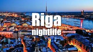 Mercado central de Riga y Leningrad Café