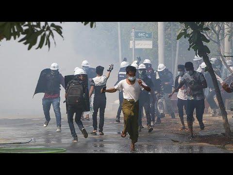 Au moins 138 morts en Birmanie : L'ONU condamne la répression