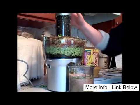 Cuisinart CJE-1000 1000-Watt 5-Speed Juice Extractor –  Honest Review