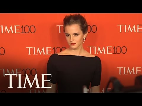 John Oliver Amy Schumer And More On The Time 100 Red Carpet   TIME
