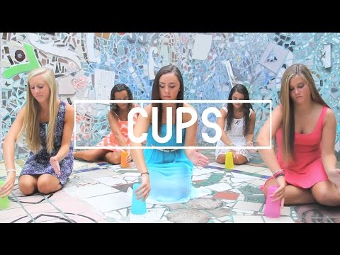 "Cups (Pitch Perfect's ""When I'm Gone"") Music Video"