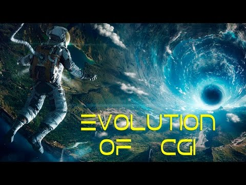 Epic Evolution of CGI Video