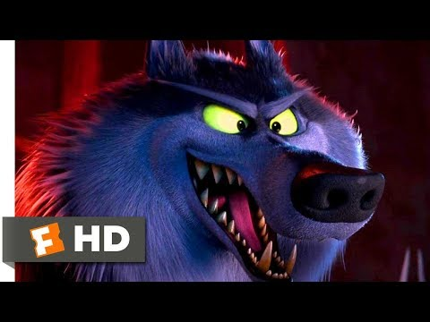 Storks (2016) - Running From Wolves Scene (4/10) | Movieclips