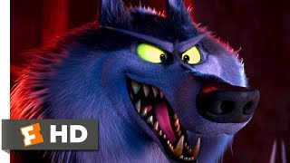 Storks  2016    Running From Wolves Scene  4 10    Movieclips