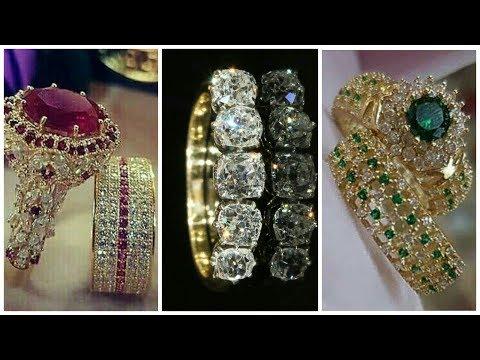 45+ Stunning/ Elegant Rings Designs/Stones Rings Designs By Fashion Beauty