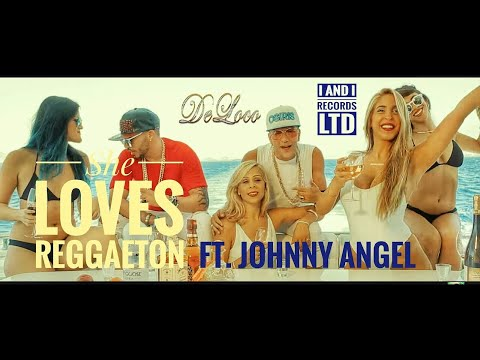 אלון דה לוקו - אוהבת רגאטון מארח את ג'וני אנג'ל   De'Loco - le gusta el reggaeton ft. Johnny Angel r