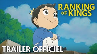 Ranking of Kings - Bande annonce