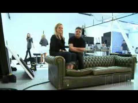 Lindsay Lohan ELLE Photoshoot 2009