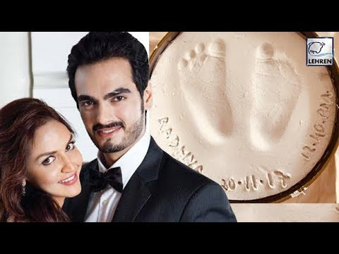 Esha Deol Shares A Special moment Of Daughter Radh