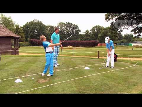 Junior Golf Tips: Pitching Drills