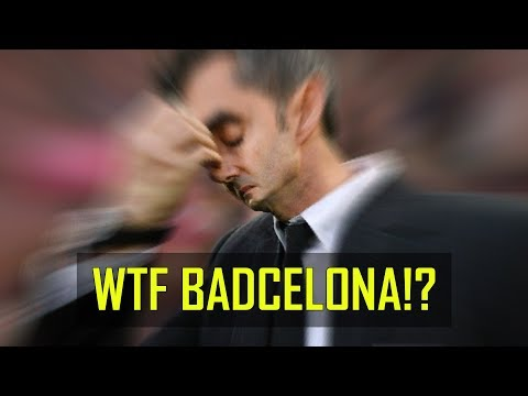 WTF BADCELONA! - My reaction after Liverpool comeback against Barca