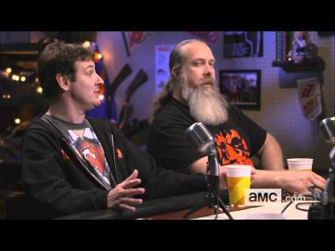 Comic Book Men Teaser: Kevin Smith & Crew on Dean Cain's Appearance