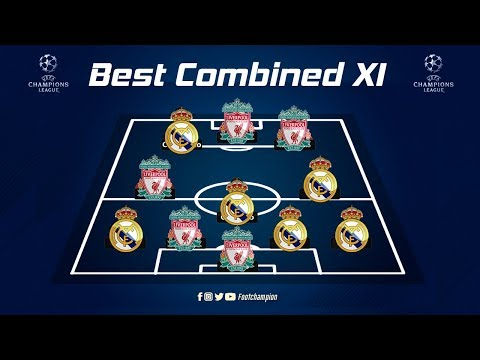Best Combined XI Of Real Madrid And Liverpool Ahead Of The Champions League Final ⚽ Footchampion