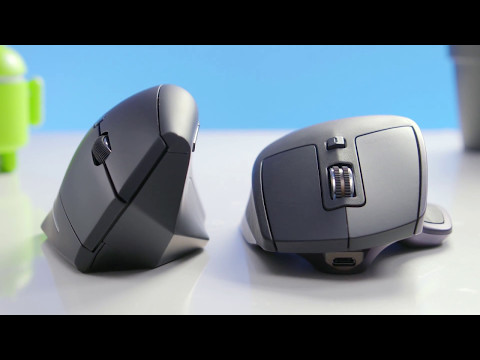 Review Anker Wireless Ergonomic Vertical Mouse