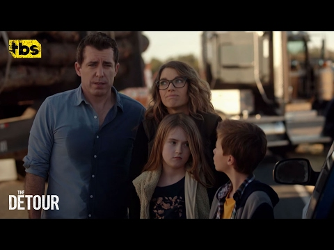 The Detour: Truckers [CLIP] | TBS
