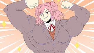 【Doki Doki Literature Club】Bigger, Better, Stronger Ver. Buffsuki【Meme】