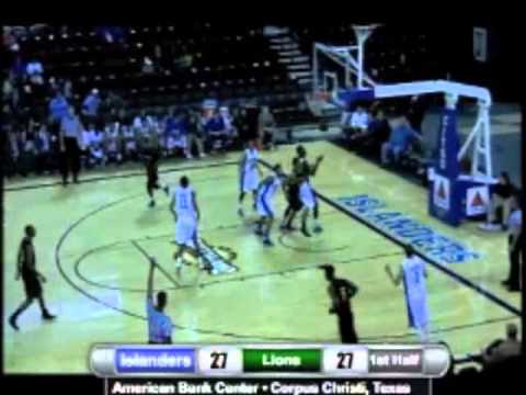 Islanders vs. Southeastern MBB Video Highlights