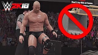 Top 10 Matches that will not be in the Game - WWE 2K18Follow me on Twitter : https://Twitter.com/MrCreeperHDYTPlatform : XBOX ONECapture Card : Elgato HD60