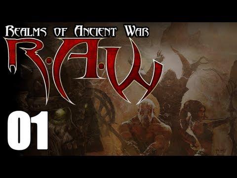 raw realms of ancient war pc cheats