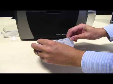 How to Clean the HID Fargo DTC1250e Printer