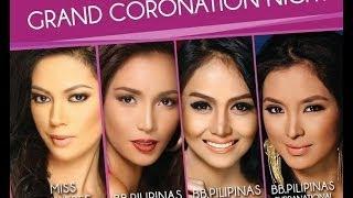 Video Bb. Pilipinas 2014 Grand Coronation Night MP3, 3GP, MP4, WEBM, AVI, FLV Juni 2018