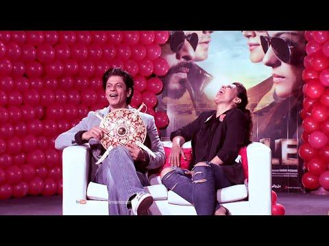 Shahrukh, Kajol - Jewel Mary Interview Mazhavil Manorama Promo
