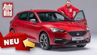 Seat Leon (2020): Neuvorstellung - Sitzprobe - kompakt - Infos by Auto Bild