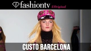 Custo Barcelona Fall/Winter 2014-15 | New York Fashion Week NYFW | FashionTV