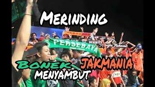 Video Merinding !!! Bonek menyambut Jakmania di Surabaya (Persija vs Madura) MP3, 3GP, MP4, WEBM, AVI, FLV April 2018