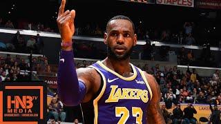 Los Angeles Lakers vs Denver Nuggets Full Game Highlights | March 6, 2018-19 NBA Season