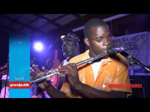 Lancement tournée nationale GANGBE BRASS BAND