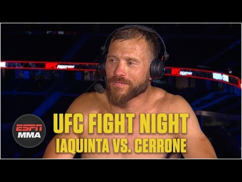 Donald Cerrone to Conor McGregor: 'Get a grip on life and let's go' | ESPN MMA