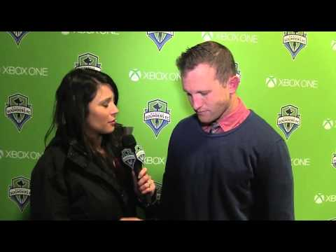 Video: Man of the Match Interview: Chad Barrett vs Sporting KC