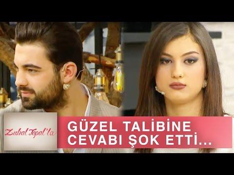 Video Zuhal Topal'la 134. Bölüm (HD) | Serkan'ın Güzel Talibine Verdiği Cevap Herkesi Şaşırttı... download in MP3, 3GP, MP4, WEBM, AVI, FLV January 2017