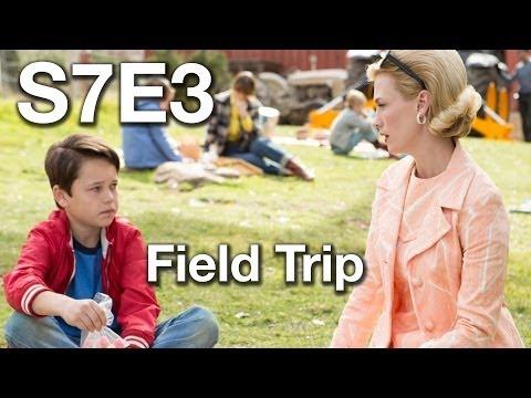 Mad Men Season 7 Episode 3 'Field Trip'  Review